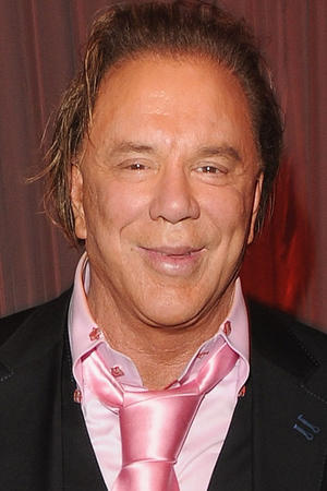 Mickey Rourke as Tom Hudson
