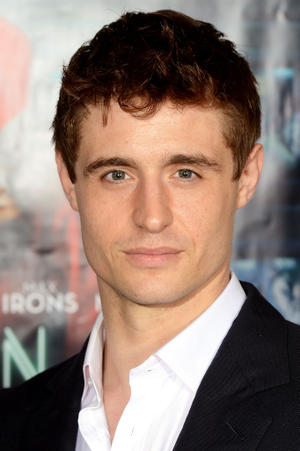 Max Irons as Jared Howe