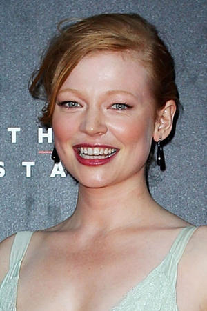 Sarah Snook as The Unmarried Mother