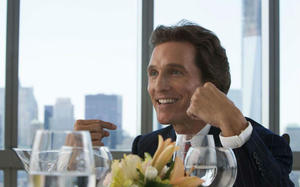 News Briefs: Matthew McConaughey's Next Two Movies Will Be...