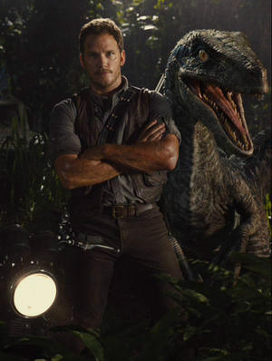 News Briefs: New 'Jurassic World' Image Shows Dinosaur; Watch 'Minions' in 1968 New York