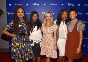 Set Visit: Meet Oprah Winfrey, Ava DuVernay and the Diverse Warrior Women of 'A Wrinkle in Time'