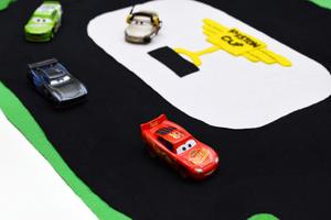Zoom: Make a DIY Racetrack Inspired by 'Cars 3'