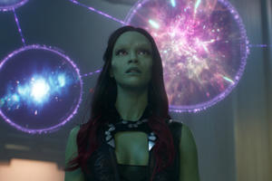 News Briefs: Zoe Saldana Confirms She'll Appear in 'Avengers: Infinity War'