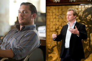 News Briefs: Tom Hardy Recommends Christopher Nolan to Direct James Bond