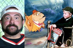 News Briefs: Kevin Smith Wants to Remake Disney's 'Bedknobs and Broomsticks'