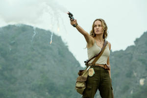 News Briefs: Brie Larson Will Be Amazon's President