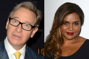 News Briefs: Paul Feig Touted to Direct Mindy Kaling Comedy