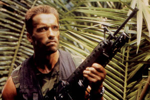 News Briefs: Arnold Schwarzenegger Hints at 'The Predator' Return