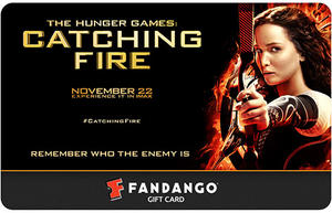 Hunger Games Fandango Gift Card Giveaway: How Are You Preparing for 'Catching Fire'?