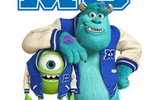 Exclusive: 'Monsters University' Poster Premiere!