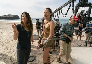 Director Patty Jenkins Reacts to 'Wonder Woman' Being Named the Most Anticipated Summer Movie
