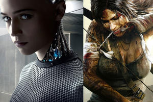 The New 'Tomb Raider' Will Be 'Ex Machina' Breakout Alicia Vikander