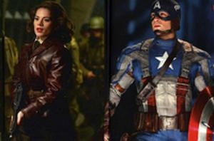 Fanboy Fix: New 'Captain America' Pics, 'The Avengers,' Plus New Batman Script Will Blow Your Mind