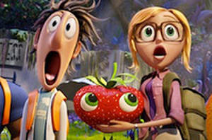Exclusive Debut: Feast Your Eyes on 2 New 'Cloudy 2' Posters