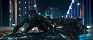 'Black Panther' Breaks Thursday Previews Record for a Non-Sequel