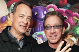 'Toy Story's Tom Hanks and Tim Allen Re-Teaming on Live-Action 'Jungle Cruise' Movie