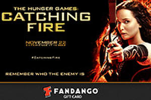 Hunger Games Fandango Gift Card Giveaway: What Is Your Favorite District and Why?