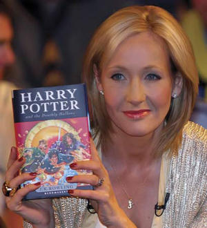 'Harry Potter' Author J.K. Rowling Inks Deal to Publish First Adult Novel