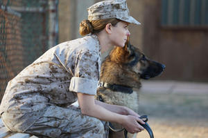 Exclusive 'Megan Leavey' Featurette Introduces the Real Woman That Inspired the Story