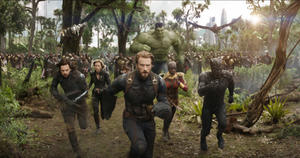 'Avengers: Infinity War' Set Visit: Captain Marvel, Thanos, and More Things to Know From Screenwriters