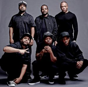 First 'Straight Outta Compton' Pic Reveals Who's Playing Ice Cube, Dr. Dre and Eazy-E