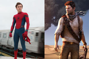 The 'Uncharted' Movie Will Be a Young Nathan Drake Story Starring New Spider-Man Tom Holland
