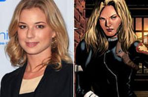 'Revenge' Star Emily VanCamp Lands Female Lead in 'Captain America: The Winter Soldier'