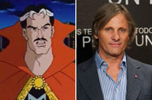 "Fanboy Fix: Viggo Mortensen Rumored for Dr. Strange Cameo, Whedon Endorses ""Twisted Take"" on 'Guardians,' New 'Hobbit' Pics"