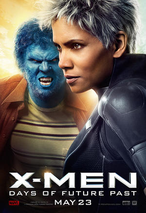 More New Exclusive 'X-Men: Days of Future Past' Posters Feature Storm, Beast and Professor X