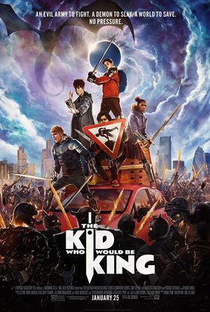 The Kid Who Would Be King Fandango