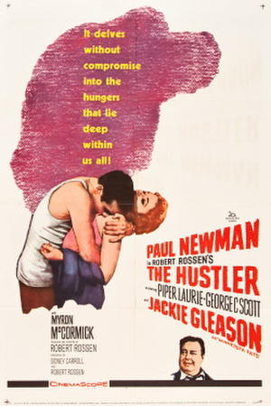 Double Feature: THE HUSTLER / THE COLOR OF MONEY