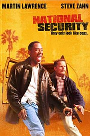 MARTIN LAWRENCE & STEVE ZAHN NATIONAL SECURITY (2003 Stock Photo ...
