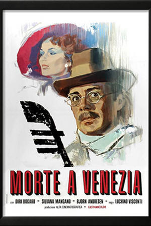 Death in Venice (1971) poster