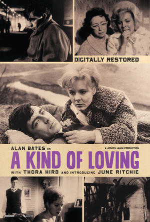 A Kind of Loving poster