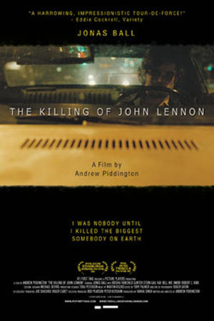 The Killing of John Lennon poster
