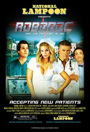 National Lampoon Presents RoboDoc poster