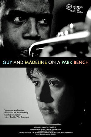Guy and Madeline on a Park Bench poster