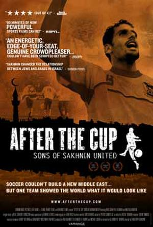 After the Cup: Sons of Sakhnin United poster
