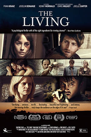 The Living poster