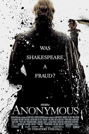 Anonymous (2011) poster