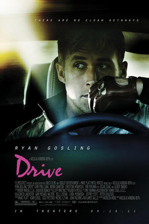 Drive (2011) poster
