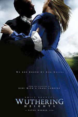 Wuthering Heights (2012) poster