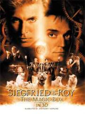 Siegfried & Roy: The Magic Box 3D poster