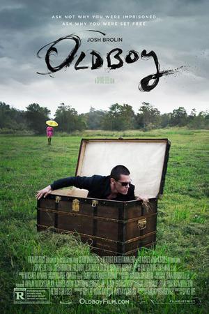 Oldboy (2013) poster