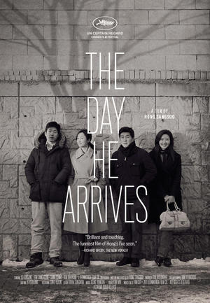 The Day He Arrives poster