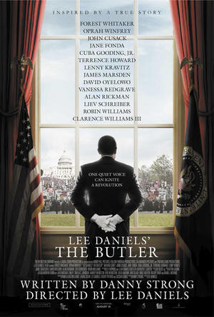 Lee Daniels' The Butler poster