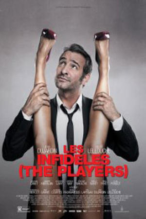 The Players (Les Infidèles) poster