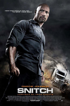 Snitch poster