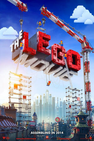 The LEGO Movie (2014) poster